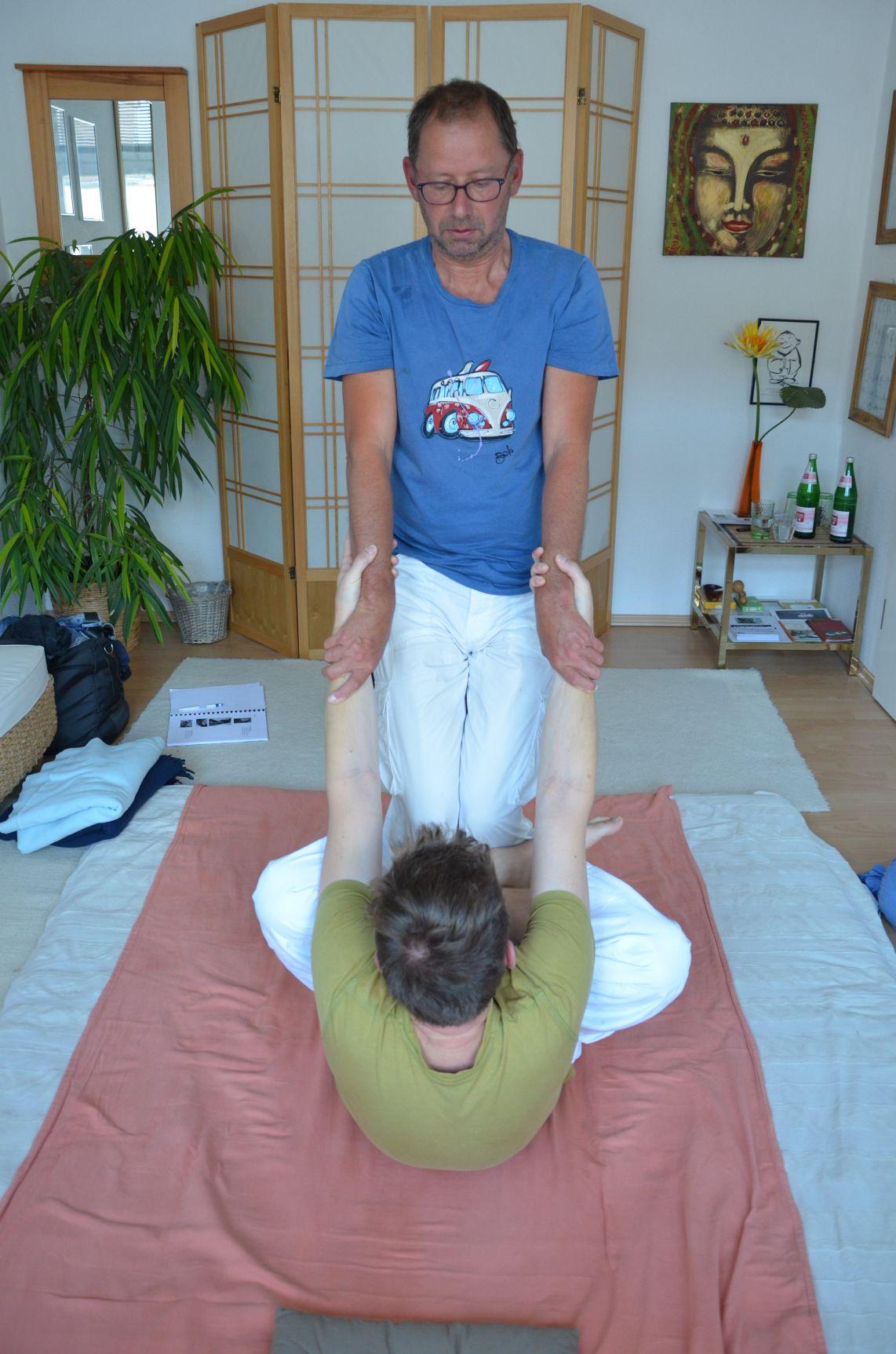 Yoga Jena: Workshops Thai Yoga
